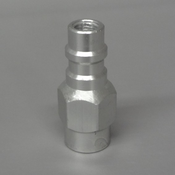 RTI-023-80147-00-Virgin-Freon-Tank-Adapter-low-side-R134 Fitting