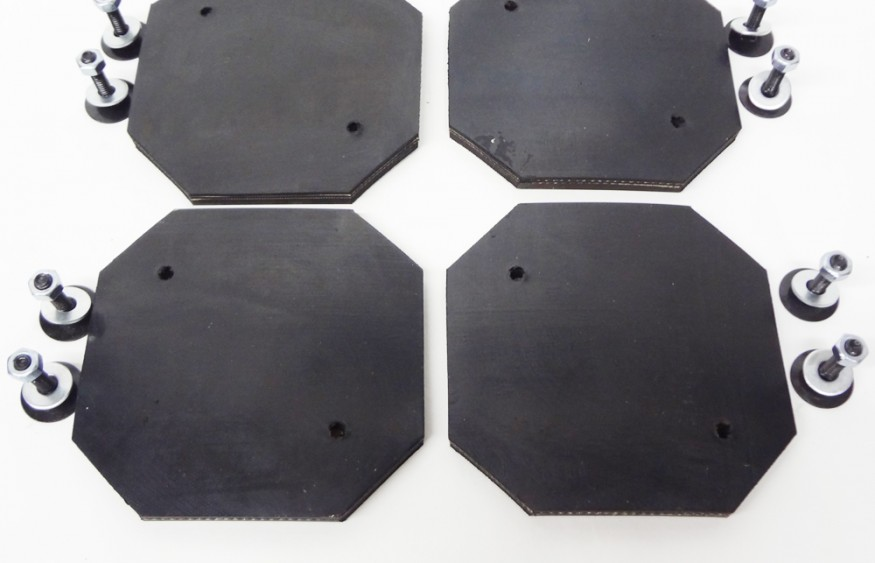 Rubber Arm Pads Forward Lift Amp Worth Lift Set Of 4 Heavy