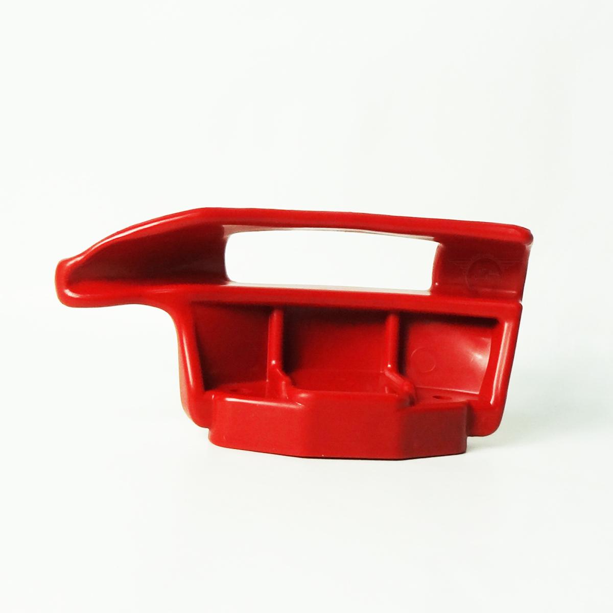 Hunter Tire Changer Red Mount Head Nylon Duck Head Plastic 221-675-2 B