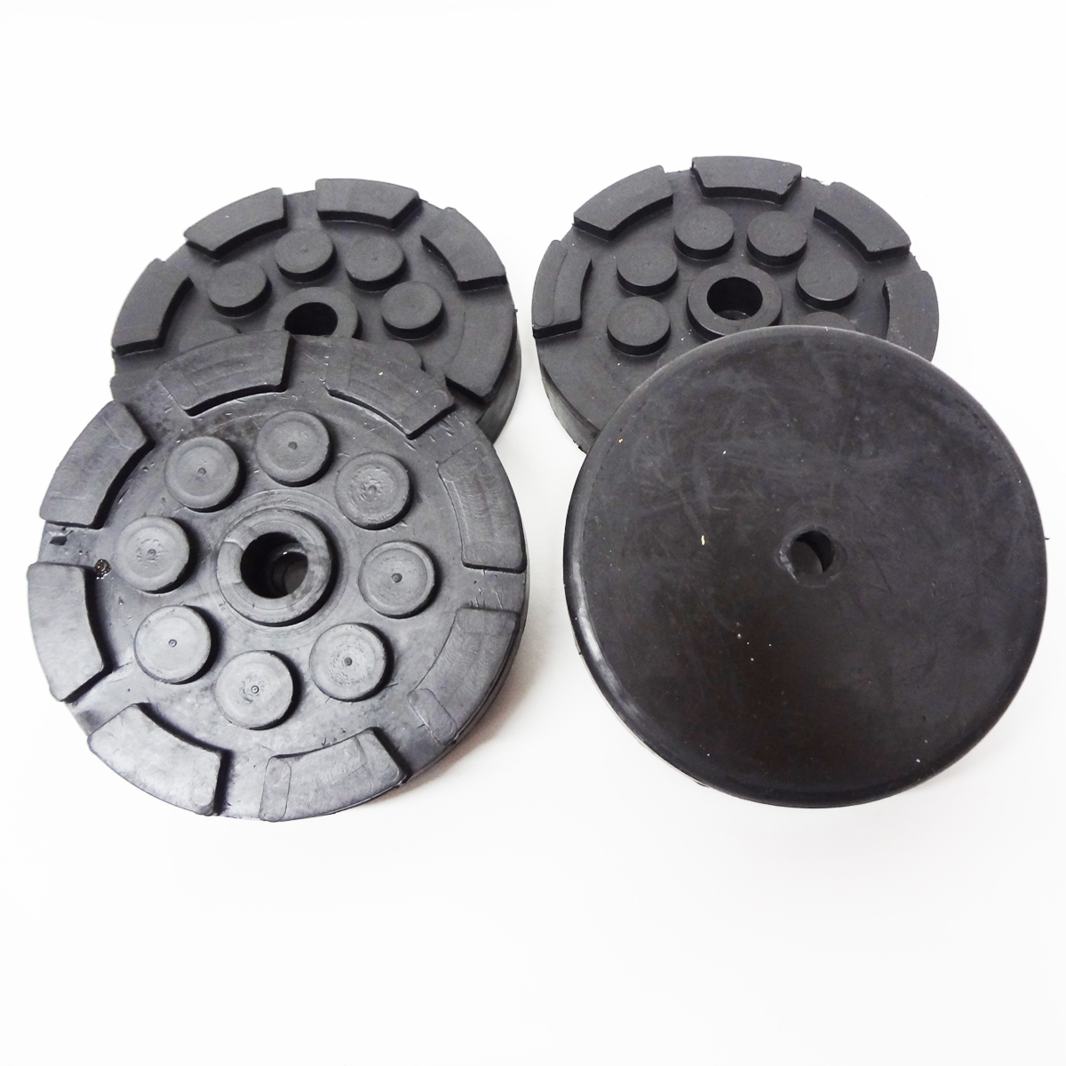 QUALITY LIFT ROUND RUBBER PADS for OLDER STYLE