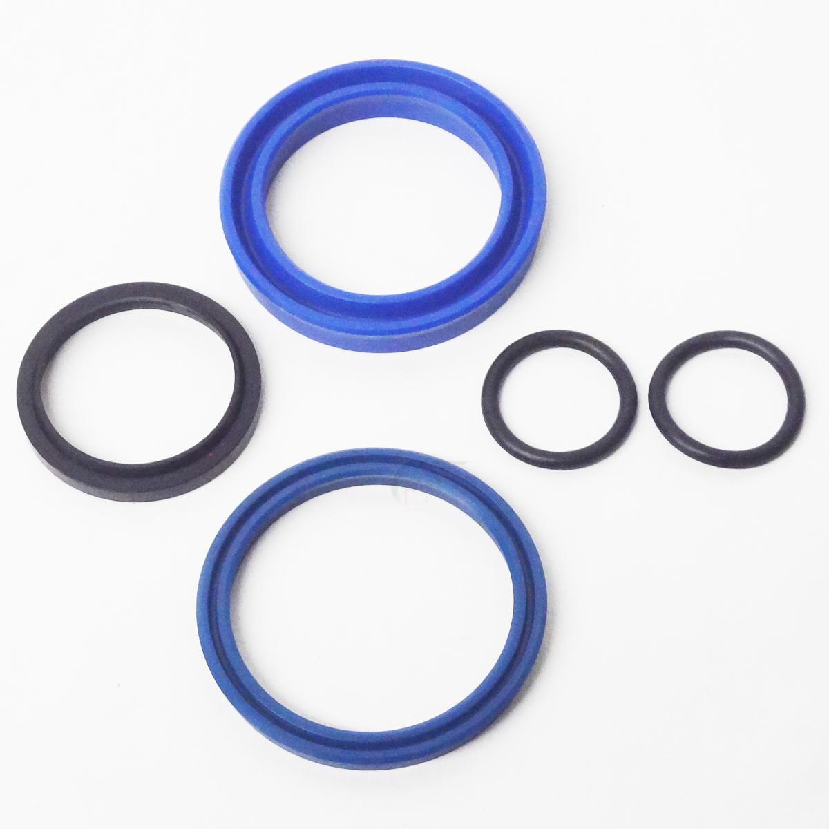 Hydraulic Lift Cylinder Repair : Duro cylinder seal kit rebuild seals for tuxedo lift