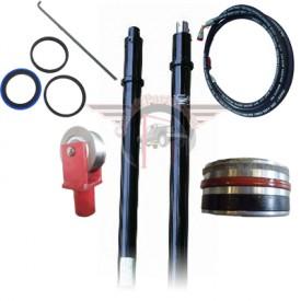 Hydraulic Cylinder & Hose