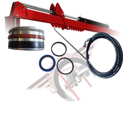 Post Lift Cylinder Seals Post Hoist Rebuild Kit on Lift Kit Brand Names