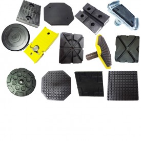 Rubber Lift Pads & Feet / Weldments
