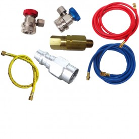 Hoses Couplers & Fittings