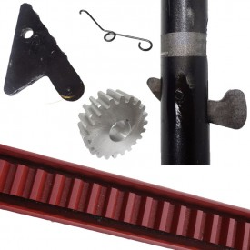 Lock Bar & Equalization Parts