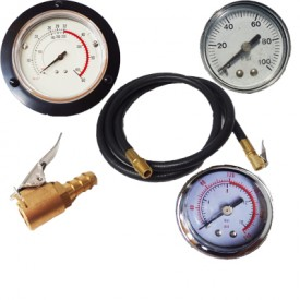 Air Gauges & Inflation Hose