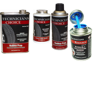 Tire Repair Chemicals