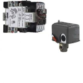 Contactors & Pressure Switch