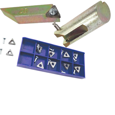 Cutting Tips / Carbide Bit Inserts
