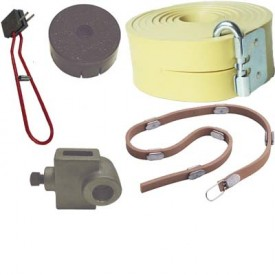 Silencer Bands, Belts & Clamps