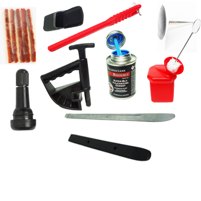 Tire Repair Supplies & Tools
