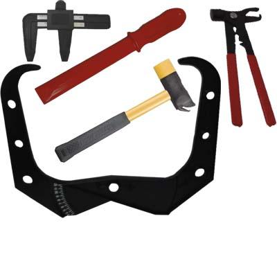 Balancer Tools & Supplies