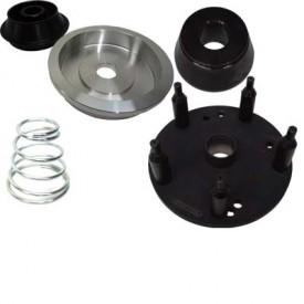 Center Cones & Wheel Adapters
