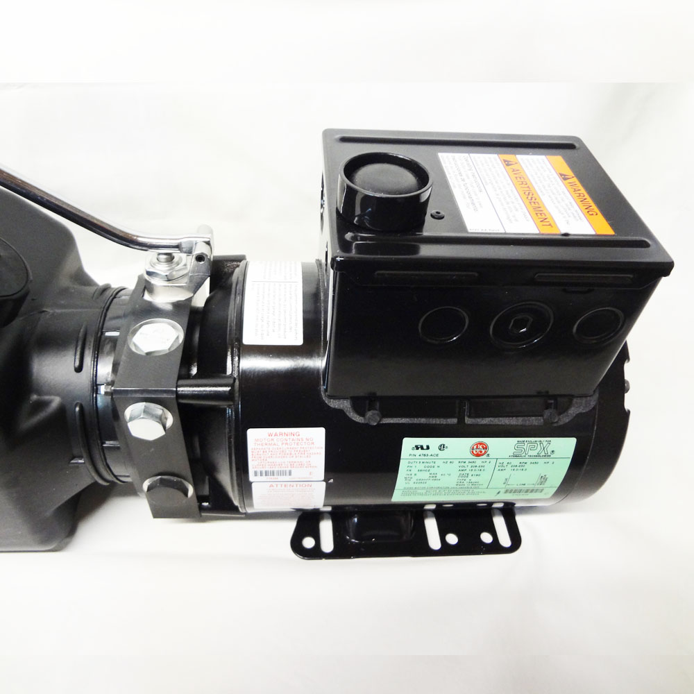 Challenger Hydraulic Power Unit Pump For Cl10 Cl10v3